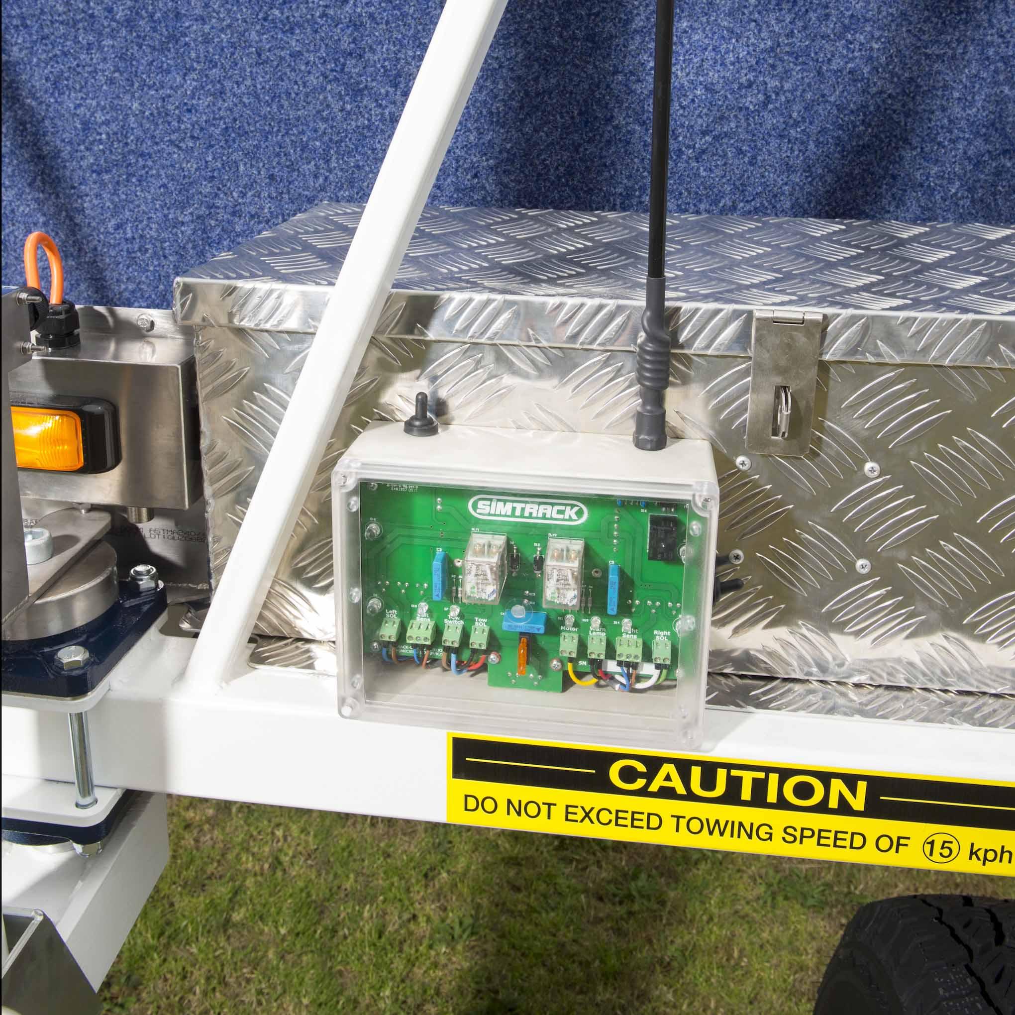 Hydraulic Steering Remote control